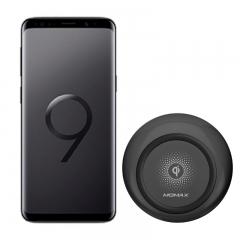 Samsung Galaxy S9 Plus Malaysia FREE Qi wireless charger dock worth RM142  Midnight Black 64GB