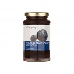 Clearspring Organic Fruit Spread Blueberry 290g