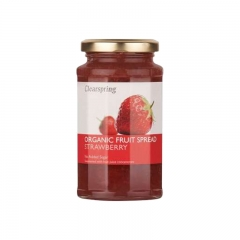 Clearspring Organic Fruit Spread Strawberry 290g