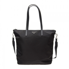 PRADA Handbag 1BG189 Z0T F0002 Nylon Black