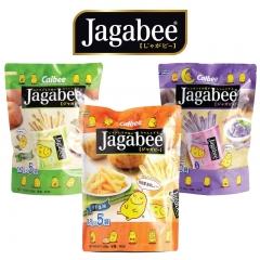 Japan Calbee Jagabee Potato Sticks x 3 Packs