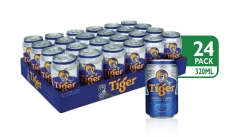 Tiger Beer Can 320ml 1 Carton