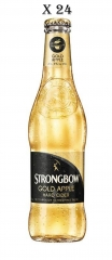 Strongbow Apple Ciders Gold Bottle