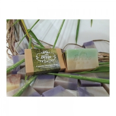 100% Natural Handmade Camellia Shampoo Soap BREZO