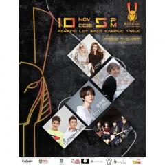 EXODUS Music Fiesta Promotion Price