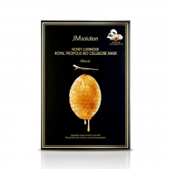 JM Solution Honey Luminous Royal Propolis Mask 10pcs