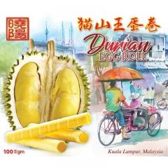 Sunshine Kingdom Durian Egg Roll 100g x 3
