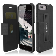 UAG iPhone 8/7/6S Metropolis Phone Case Red